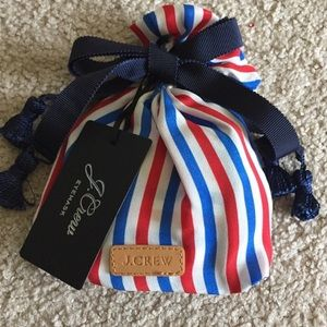 J. Crew Accessories - J.Crew Travel Eye Mask Sleep Stripes #H4008 NWT